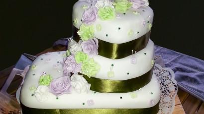 3 Stöckige Torte