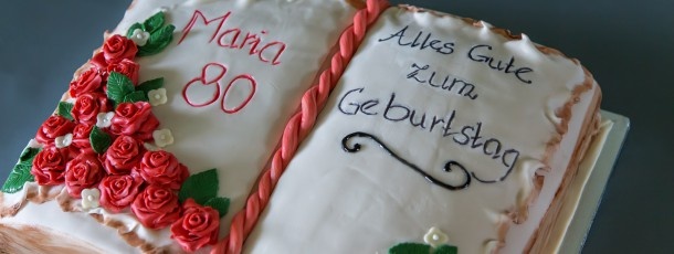 Buch Torte