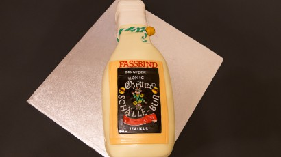 Honigchrüter Torte