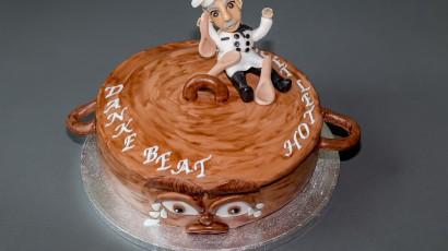 Kochtopf Torte