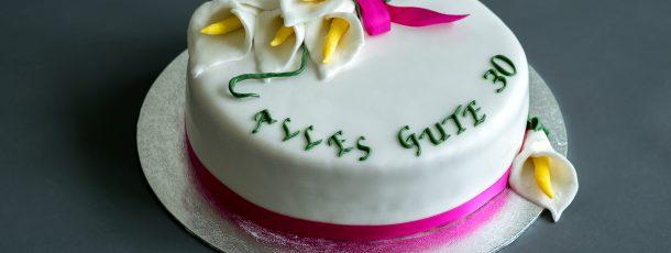 Calla Torte
