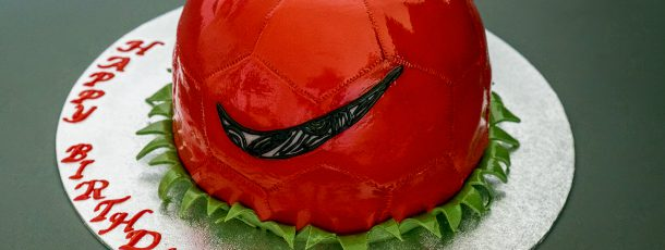 Nike Fussball Torte