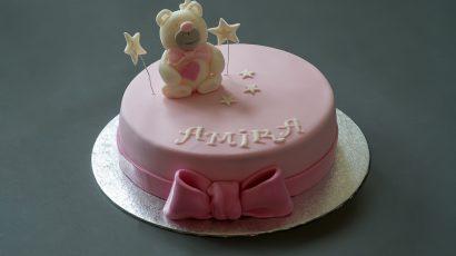 Bär Torte