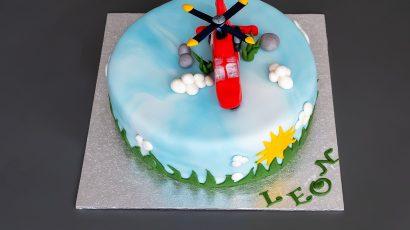 Helikopter Torte
