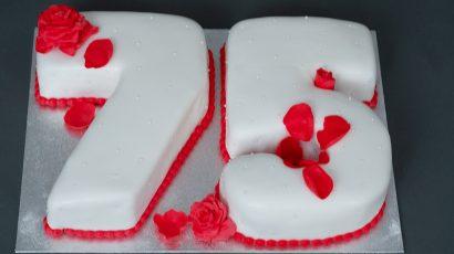 Geburtstags Torte
