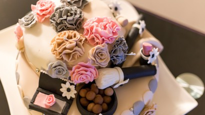 Kosmetik Torte