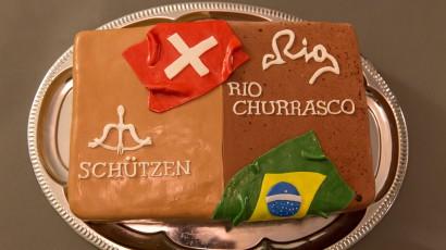 1 Jahr Rio Churrasco