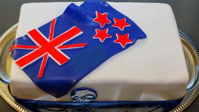 Neuseeland Torte