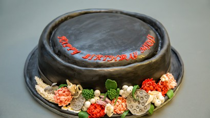 Älplerhut Torte