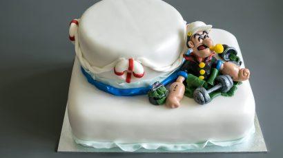 Popeye Torte